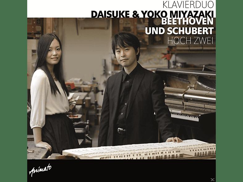 Daisuke Und Yoko Miyazaki - Beethoven Und Schubert Hoch Zwei [CD]