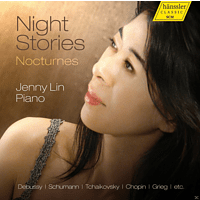 Jenny Lin - Night Stories - Nocturnes [CD]