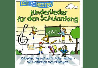 Karsten Glueck Und Die Kita Froesche Simone Sommerland - Die 30 Besten Lieder Für Den Schulanfang  - (CD)