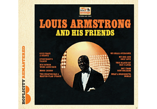 Louis Armstrong - Louis Armstrong And His Friends  - (CD)