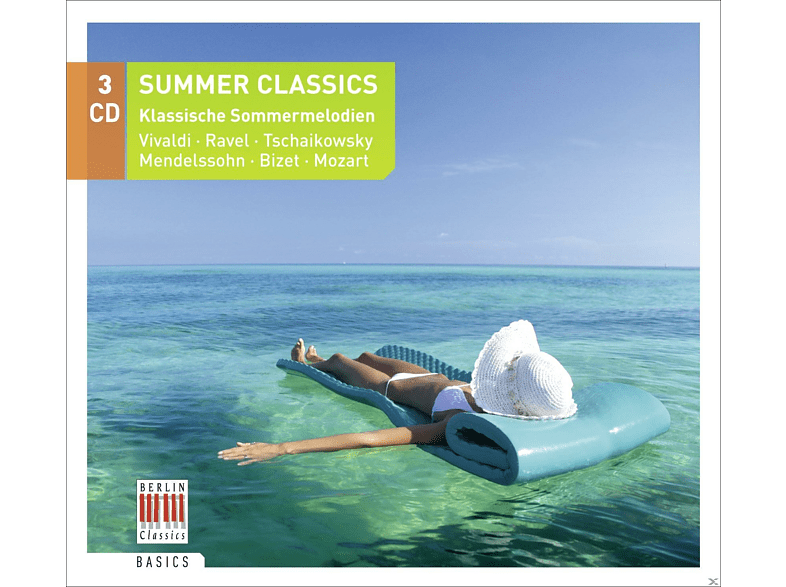VARIOUS - Summer Classics [CD]