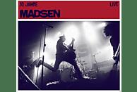 Madsen - 10 Jahre Madsen Live [CD + DVD Video]
