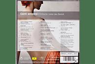 VARIOUS, Various Orchestras - Canti Amorosi - Erotische Lieder Des Barock [CD]