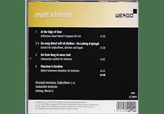 Christoph Hartmann, Tonkünstlerorchester - Enjott Schneider: Metamorphosen  - (CD)
