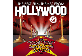 VARIOUS - The Best Film Themes From Hollywood  - (CD)