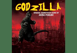 Akira Fukube - Godzilla  - (CD)