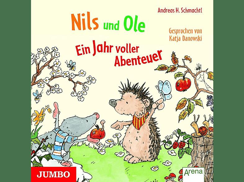 Nils Und Ole - Ein Jahr Voller Abenteuer - (CD)