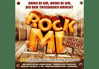 VARIOUS - Rock Mi ... Heut Nacht  - (CD)