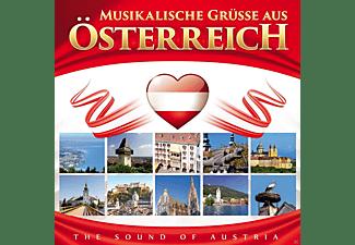 VARIOUS - Musikalische Grüße Aus Österreich  - (CD)