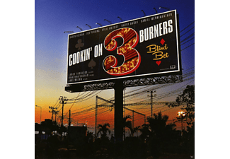 Cookin' On 3 Burners - Blind Bet - (CD)