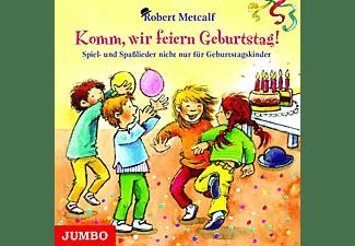 Komm, wir feiern Geburtstag!  - (CD)