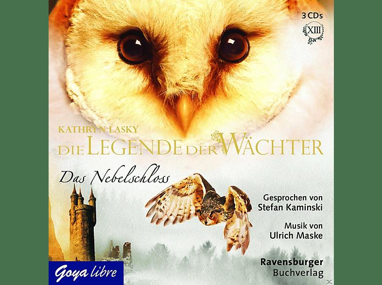 Die Legende der Wächter 13: Das Nebelschloss - (CD)