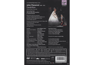 Eglise Gutiérrez, Alice Coote, Ewa Podles, Jean-philippe Lafont, Royal Opera Chorus, Orchestra Of The Royal Opera House, Joyce Didonato - Cendrillon (Aschenputtel)  - (DVD)