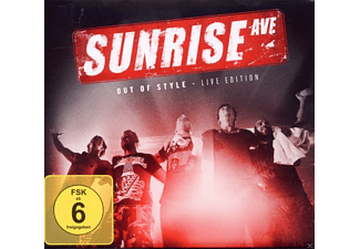 Sunrise Avenue - Out Of Style - Live Edition  - (CD + DVD Video)