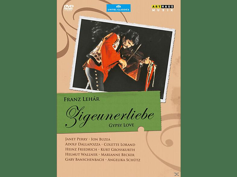 VARIOUS, Chor Des Bayerischen Rundfunks, Münchner Rundfunkorchester - Zigeunerliebe [DVD]