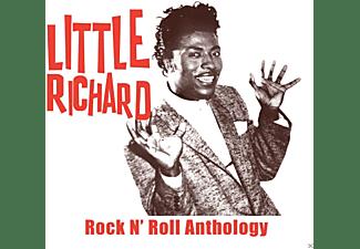 Little Richard - Rock N'roll Anhology  - (CD)