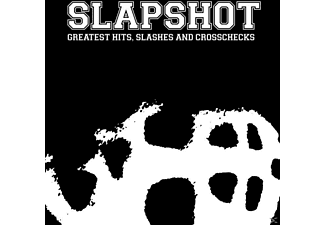 Slapshot - Greatest Hits, Slashes And Crossche - (CD)