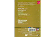Van Cliburn/Claudio Arrau - Klavierwerke/Klaviersonaten [DVD]