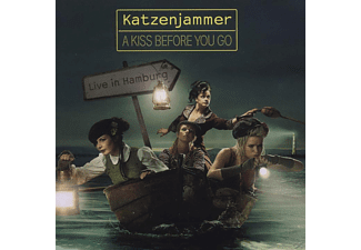 Katzenjammer - A Kiss Before You Go - Live In Hamburg  - (DVD + CD)