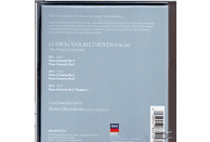 Daniel Barenboim, Staatskapelle Berlin - Beethoven For All - The Piano Concertos [CD]