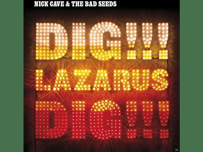 Nick Cave, The Bad Seeds - Dig, Lazarus , Dig!!! (2012 Remaster) [CD + DVD Video]
