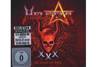 Helstar - 30 Years of Hel (DigiPak) - (DVD + CD)