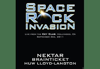 VARIOUS - Space Rock Invasion  - (DVD)