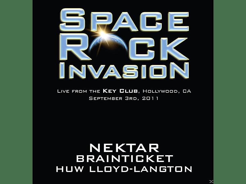VARIOUS - Space Rock Invasion [DVD]