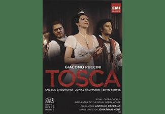 Orchestra Of The Royal Opera House, Royal Opera Chorus - Tosca  - (DVD)