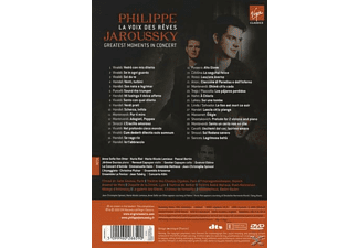 JAROUSSKY/HAIM/PLUHAR/VARIOUS - Greatest Moments In Concert  - (DVD)