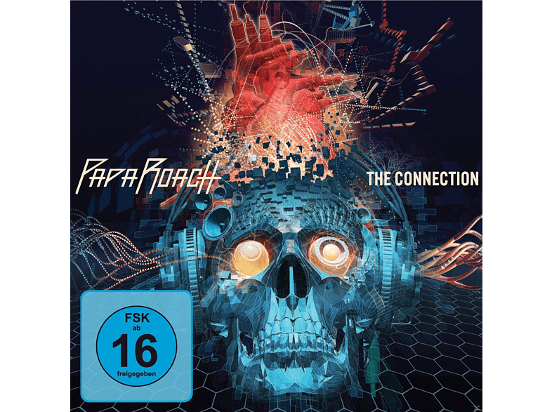 Papa Roach - The Connection (Deluxe Edition) [CD + DVD Video]