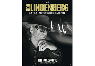 Udo Lindenberg - MIT UDO LINDENBERG AUF TOUR-DEUTSCHLAND IM MÄRZ 12  - (DVD + CD)