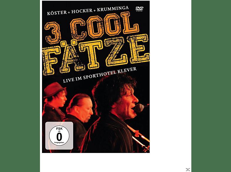 3 COOL FÄTZE (LIVE IM SPORTPARK KLEVER) [DVD]