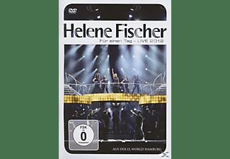Helene Fischer - FÜR EINEN TAG (LIVE)  - (DVD)