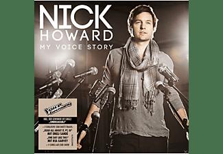 "Nick Howard - ""my Voice Story""  - (CD)"