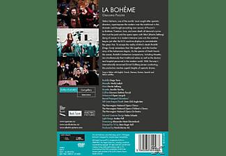 TORRE, LADJUK, SOLBERG, Jensen/Torre/Solberg/Ladjuk - La Bohème  - (DVD)