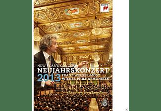 Wiener Philharmoniker - NEUJAHRSKONZERT 2013  - (DVD)