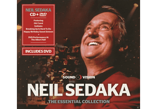 Neil Sedaka - The Essential Collection - (CD + DVD Video)
