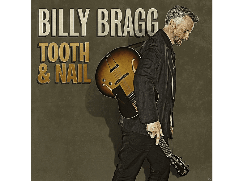 Billy Bragg - Tooth & Nail (Limited Deluxe Edition) [CD + DVD Video]