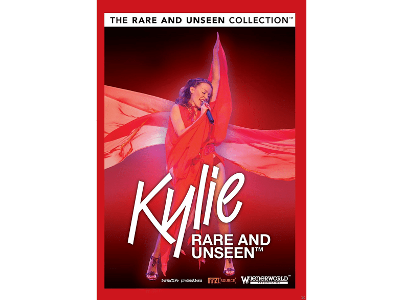 Kylie Minogue - Kylie - Rare And Unseen [DVD]