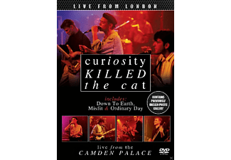 Curiosity Killed The Cat - Live From Camden Palace London - (DVD)