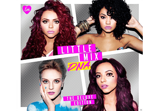 Little Mix - Dna (The Deluxe Edition) - (CD + DVD Video)