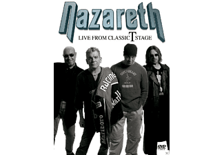 Nazareth - Live From Classic T Stage  - (DVD)