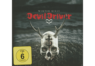 DevilDriver - Winter Kills (Ltd. Edt.) - (CD + DVD)