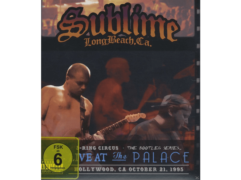 Sublime - 3 Ring Circus - Live At The Palace [CD + DVD]
