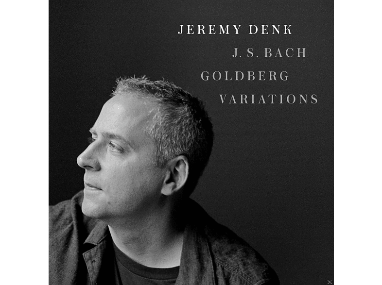 Jeremy Denk - J. S. Bach Goldberg Variations [CD + DVD]