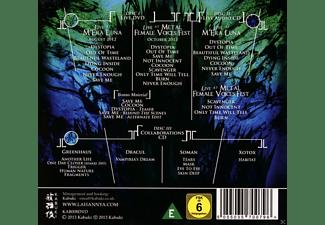 Lahannya - Sojourn  - (CD + DVD Video)