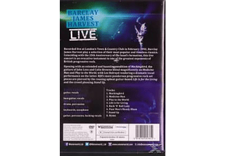 Barclay James Harvest - Live At Town & Country Club  - (DVD)