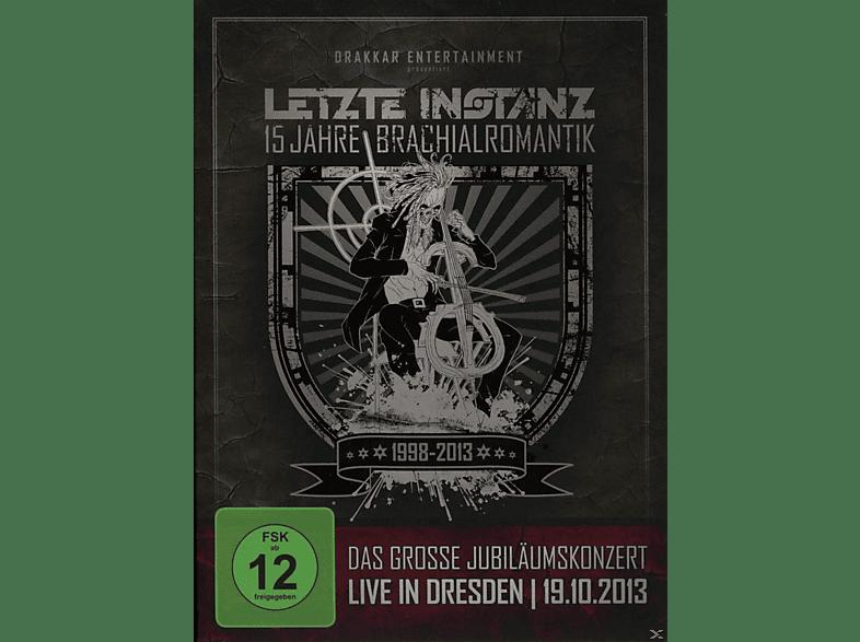 Letzte Instanz - Live In Dresden-Das Jubiläumskonzert [DVD]
