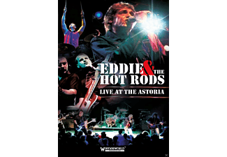 Eddie & The Hot Rods - Live At The Astoria  - (DVD)